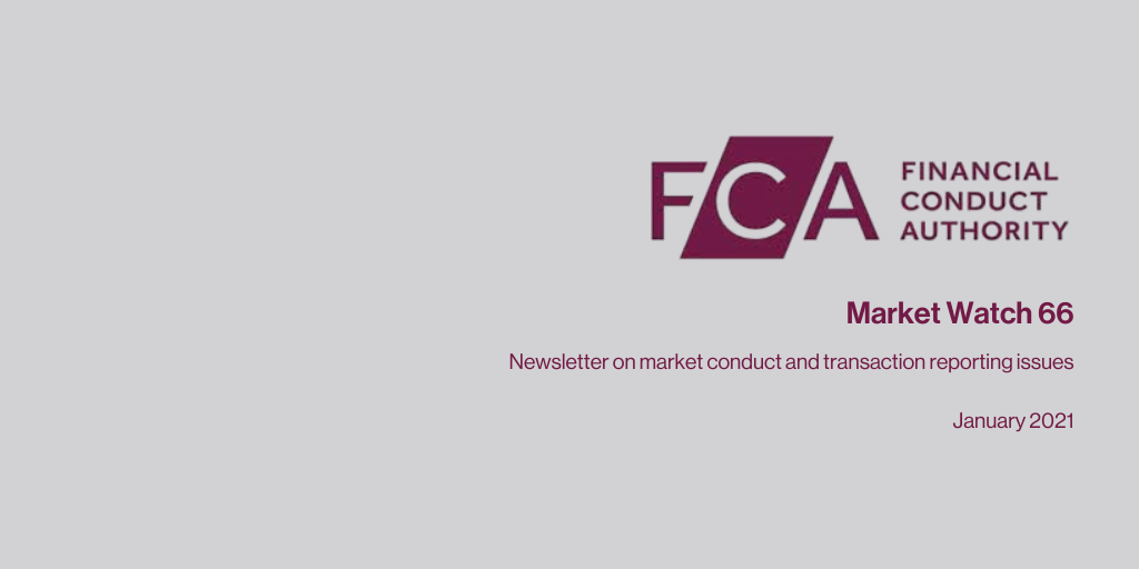 FCA Market Watch: Firms must plug risk from reduced monitoring and WhatsApp
