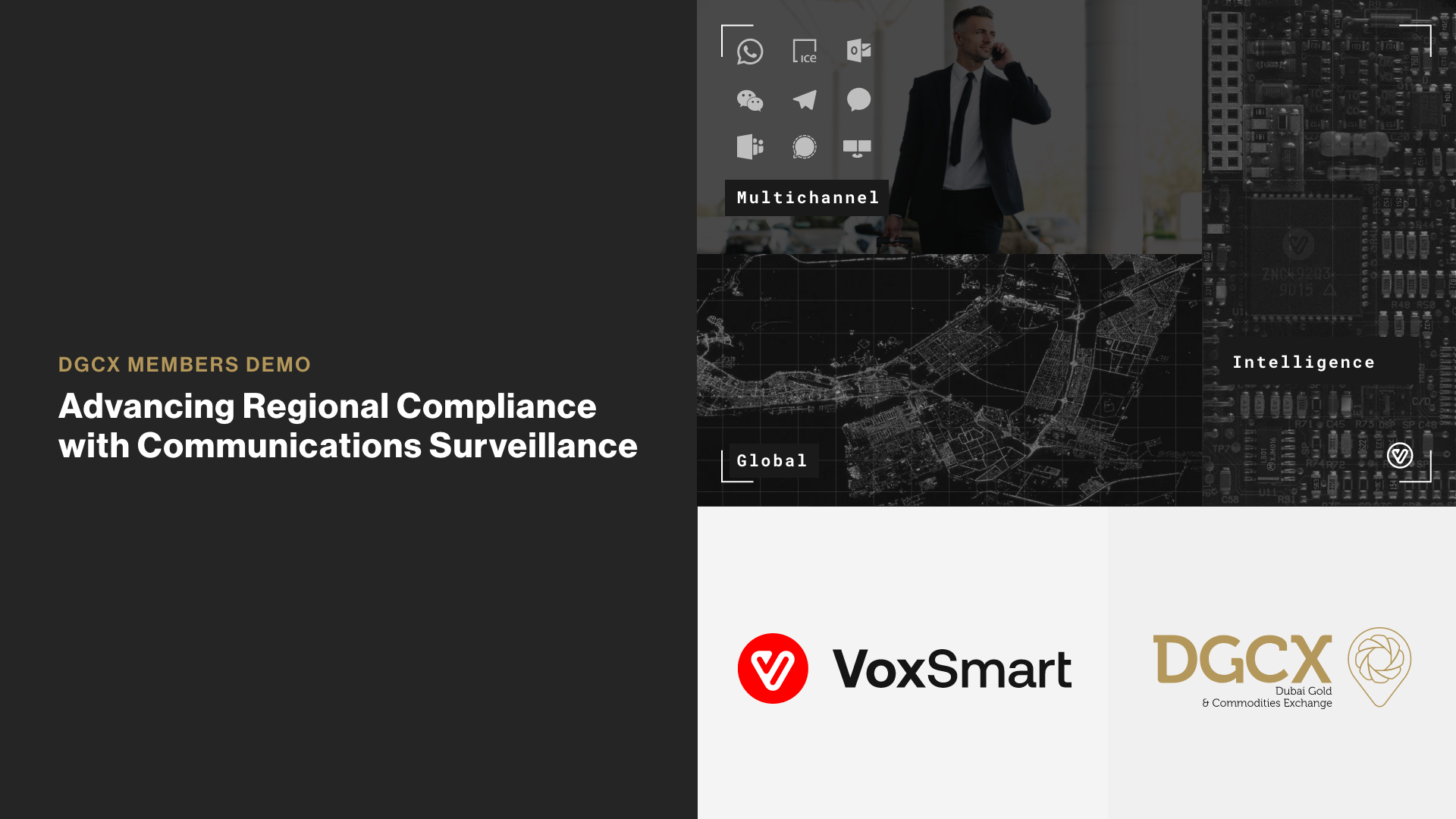 Advancing your Compliance with Communications Surveillance [Live Demo]